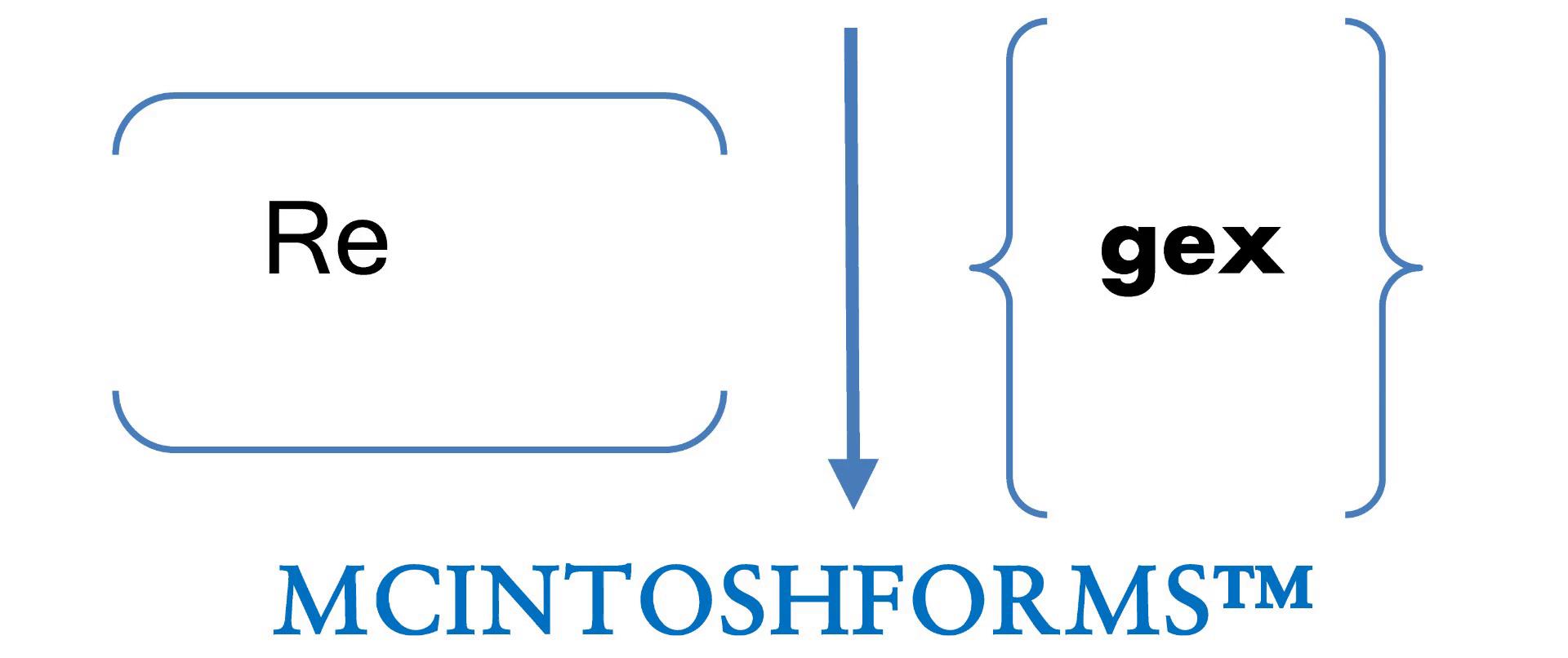 MCINTOSHFORMS™ Elemental Editing Solutions